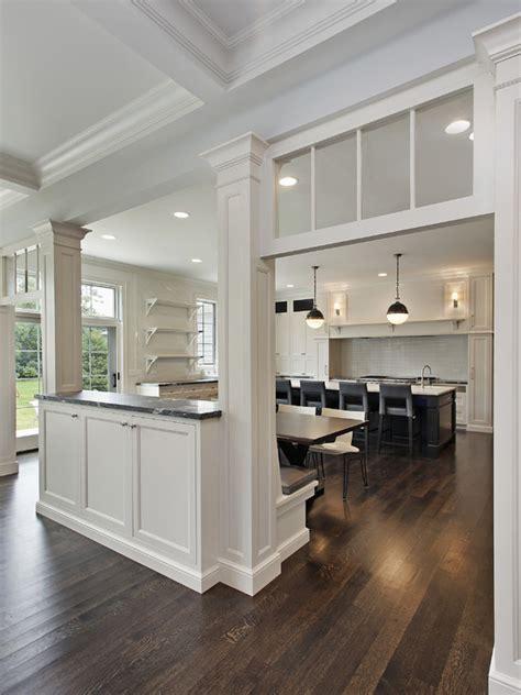 kitchen pass through design galley kitchen with pass through photo page 4