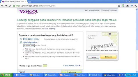 teks prosedur membuat email yahoo mengembalikan akun email yahoo yang di hack s4blonk4os