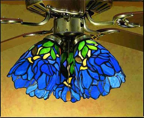 stained glass ceiling fan light shades 41 best stained glass ceiling fan images on pinterest