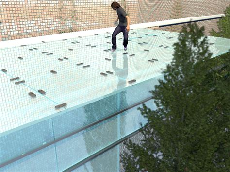 walking on glass series 1 how to walk on a glass roof safely 7 steps with pictures