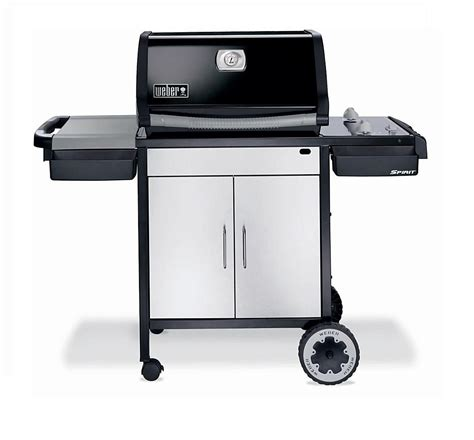 weber spirit e 210 gas grill review