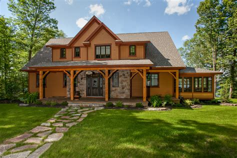 custom cottage homes jim bell architectural design build ottawa custom homes