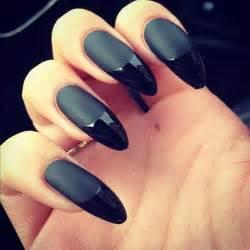 black nails amazing art image 619073 on favim com