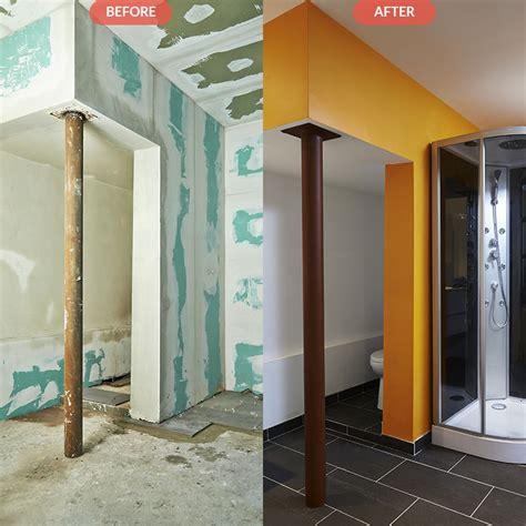 bathrooms nyc adding half bathroom in basement roosevelt island nyc