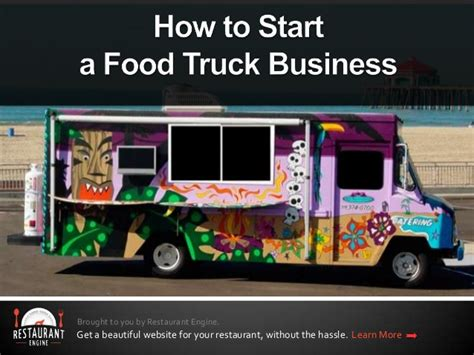 How To Start A Decorating Business From Home by How To Start A Food Truck Business