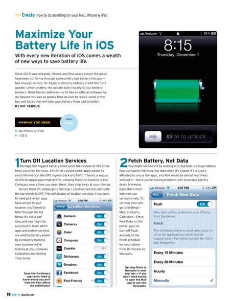 iphone 4s maximize battery