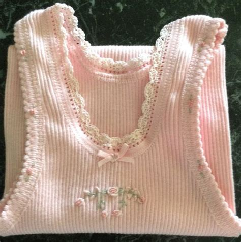 Singlet No 2 pink embroidered baby singlet grub roses no 2 pink