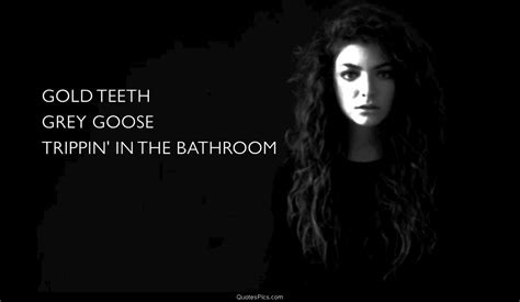 in the bathroom song lorde archives quotes pics
