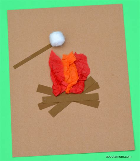Craft Crepe Paper - crepe paper cfire craft about a