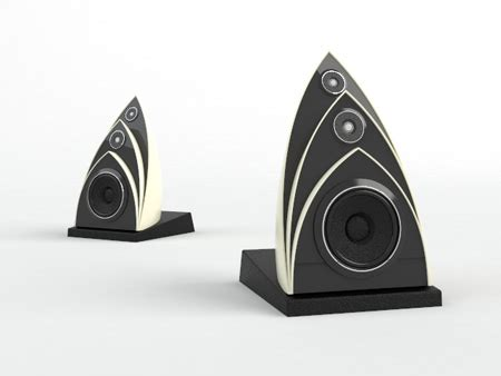 Model Home Decorating by 3d Design Unique Speakers