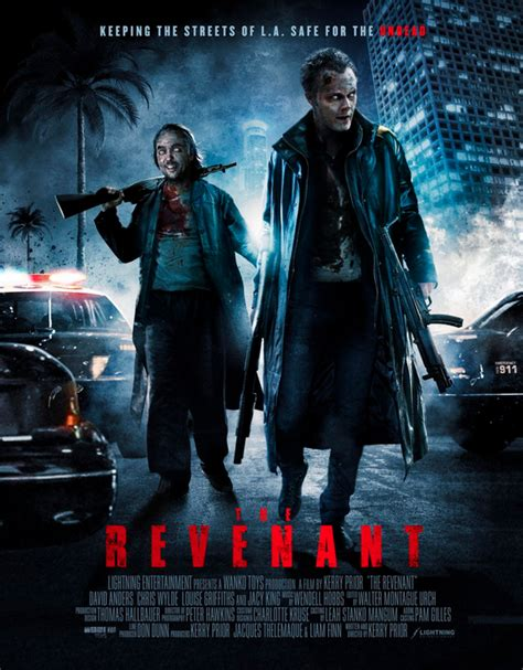 film action zombie the revenant trailer a zombie horror comedy geektyrant
