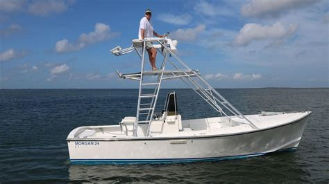 24 center console boats for sale 1999 morgan 24 center console power boat for sale www