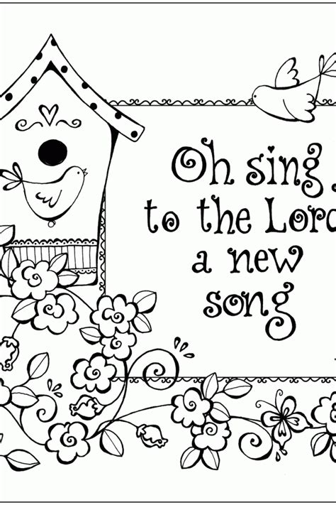 free bible coloring pages bible verse coloring page coloring home