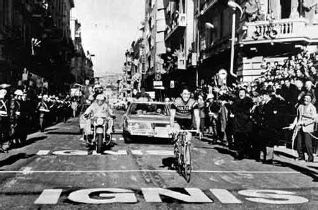 as if it were yesterday an remembers his youth as a marine in books road bike yesterday and today ernesto colnago