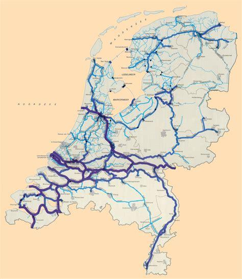scheepvaart in nederland kaart waterwegen nederland diabetesontherun