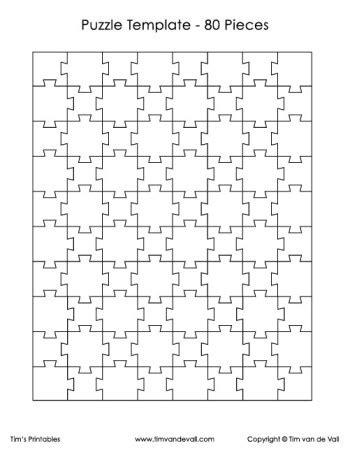 Blank Jigsaw Puzzle Template from tse3.mm.bing.net