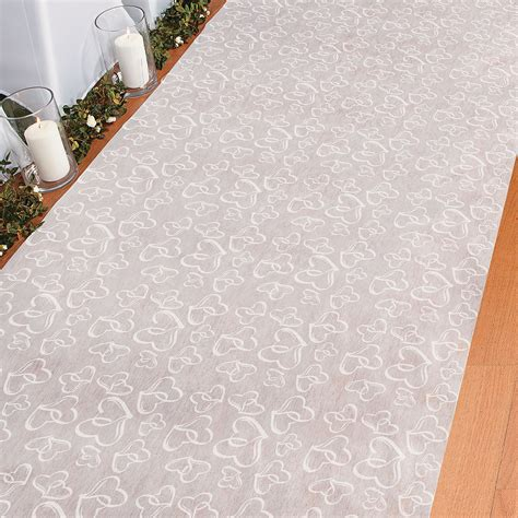 Wedding Ceremony Runner by Two Hearts Wedding Ceremony Aisle Carpet Runner 100ft X