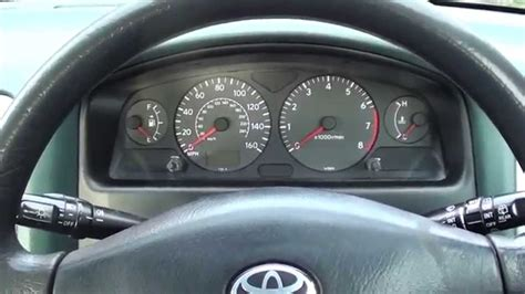 car maintenance manuals 2001 toyota solara instrument cluster service manual removing instrument panel from a 1997 toyota tercel how to remove dash from a