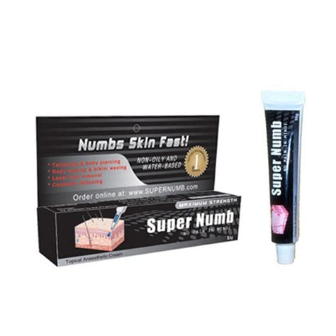 super numb tattoo numbing cream reviews super numb tattoo anesthetic wsgtm 0185