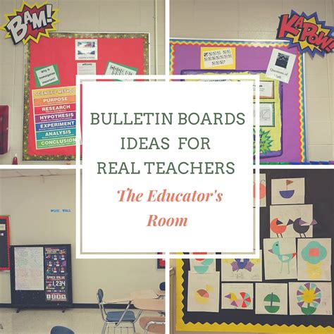bulletin boards for rooms back to school must s bulletin boards the educators room