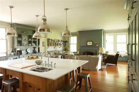 open concept farmhouse 19th century farmhouse renovation updated photos by mick