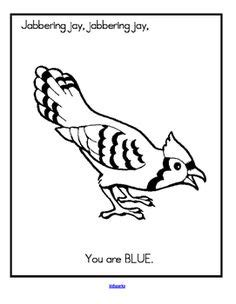 rainbow crow coloring page 1000 images about preschool prek and kindergarten on