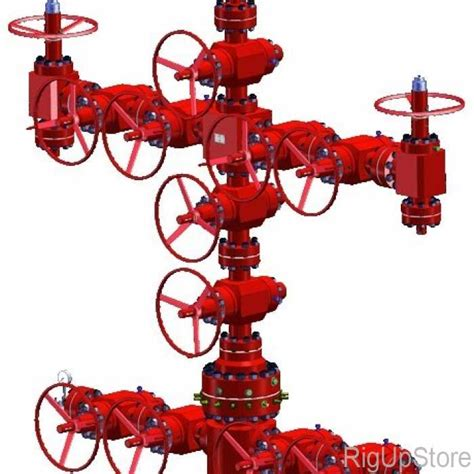 wellhead equipment christmas tree