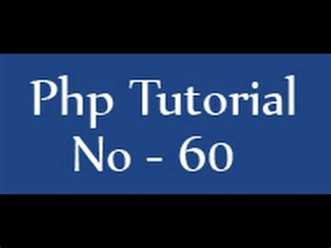 php tutorial to upload image php tutorials for beginners 60 file upload in php
