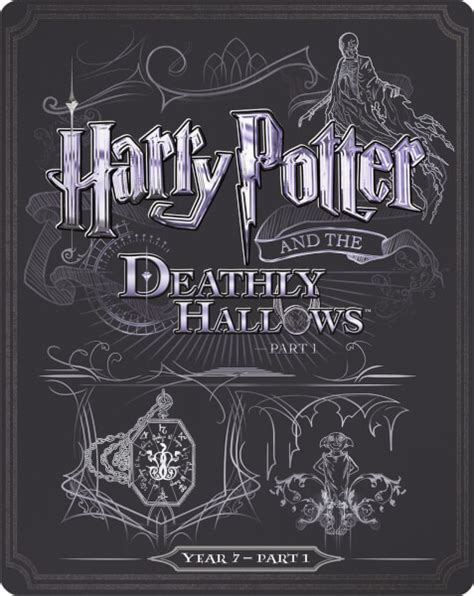 the anthology part 1 limited edition books harry potter and the deathly hallows part 1 limited
