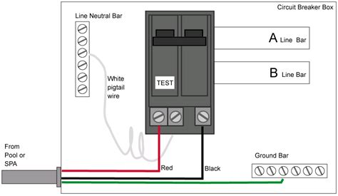 2 pole 3 wire grounding diagram 2 home wiring diagrams