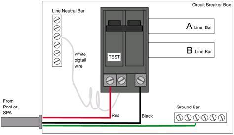 circuit breaker panel wiring diagram efcaviation