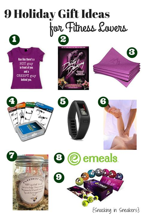 2014 gift ideas for 9 gift ideas for fitness snacking in sneakers