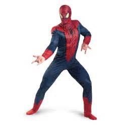 First look at new amazing spider man costumes costume craze blog