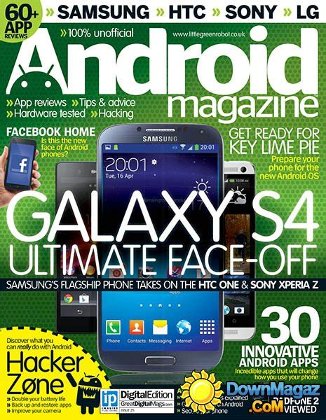 android magazine android uk issue 25 2013 187 pdf magazines magazines commumity