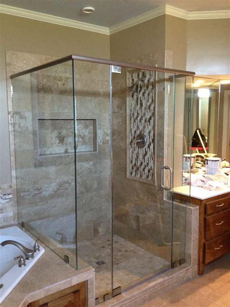 Custom Glass Shower Doors Frameless Frameless Glass Shower Door Photo Gallery Precision Glass