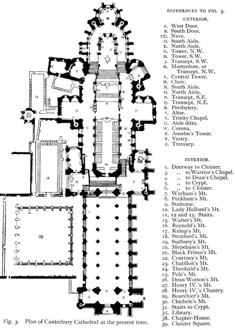 romanesque floor plan romanesque church floor plan