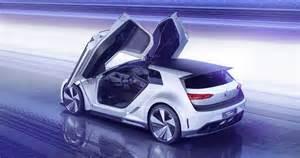 Restaurant Design Concepts Golf Gte Sport Coup 233 Concept Renouveau Chez Volkswagen