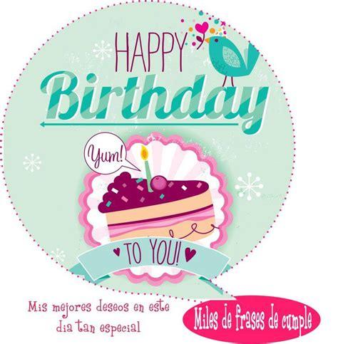 imagenes con mensajes de felis cumpleaños 130 bonitos mensajes cortos de cumplea 241 os en im 225 genes con