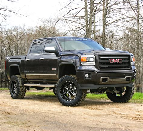 gmc and chevy superlift 8 quot lift kit for 2014 2017 chevy silverado and