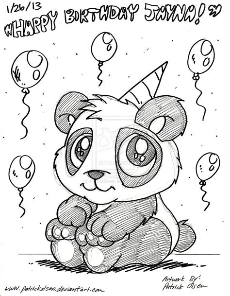 Easy Birthday Card Drawings Drawing Pictures Happy Birthday Drawing Pictures