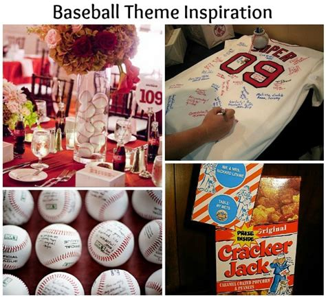 baseball themed pictures wedding flowers wedding flowers baseball theme