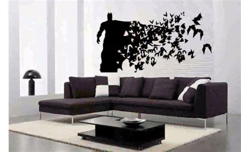 Home Decorating Courses Online batman wall decals youtube