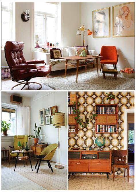 Eclectic Home Design Blogs Mid Century Eclectic Damask Dentelle