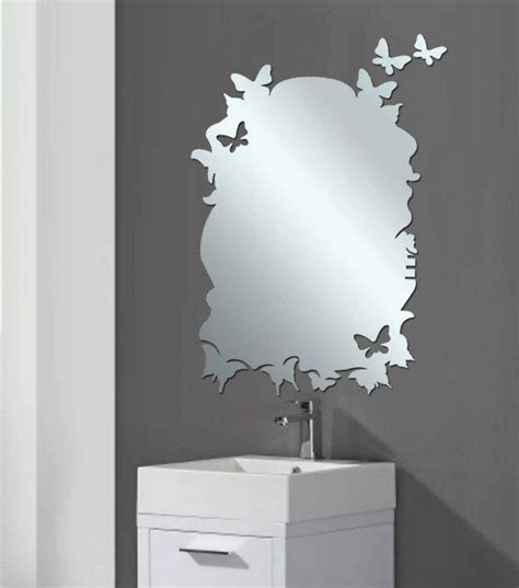 Funky Mirrors For Bathrooms 15 Collection Of Antique Mirrors For Bathrooms Realie