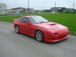 1991 mazda rx 7 infini iv related infomation