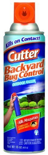cutter bug free backyard cutter 16 ounce bug free backyard outdoor fogger dealtrend
