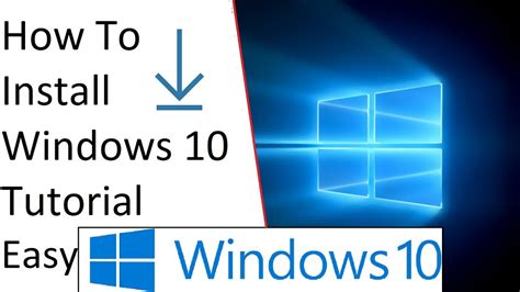 install windows 10 new hard drive how to install windows 10 on a new hard drive or a fresh