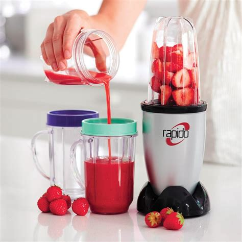 Blender Rapido jml rapido 8 in 1 blender and juicer review
