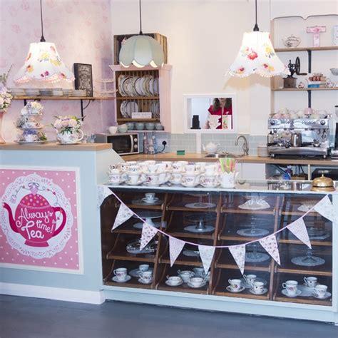 surrey tea rooms dotty s teahouse vintage afternoon tea carshalton local food britain