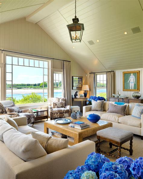 livingroom boston maine retreat beach style living room boston by